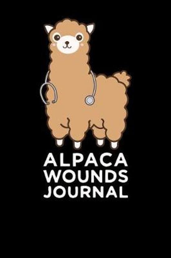 Alpaca Wounds Journal