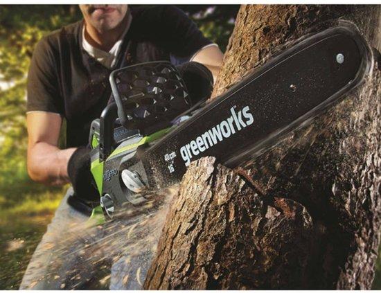 Greenworks Kettingzaag 20117