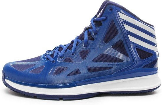 first rate a770f 9d8de Adidas Crazy Shadow 2 Heren Basketbalschoenen Blauw Mt 53 13