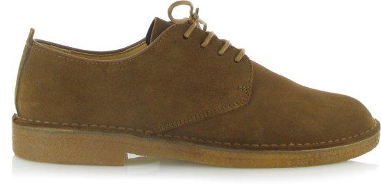 a01522fded6 Clarks Desert Boot London Brown Suede - Cognac - Schoenen - Heren - Maat 43
