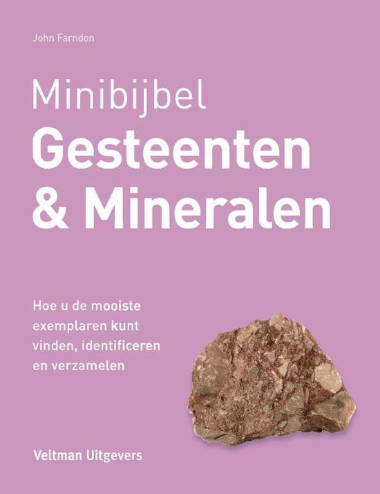 Boek cover Gesteenten en mineralen van John Farndon (Hardcover)