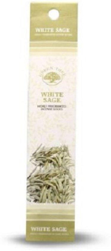 Green Tree Mini Wierook White Sage (20 pakjes)