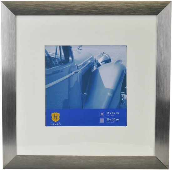 Bolcom Henzo Luzern Aluminium Fotolijst 20 X 20 Cm