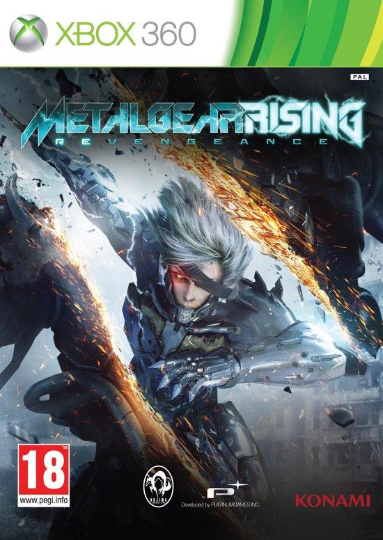 Metal Gear Rising: Revengeance (Compatible met Xbox One)