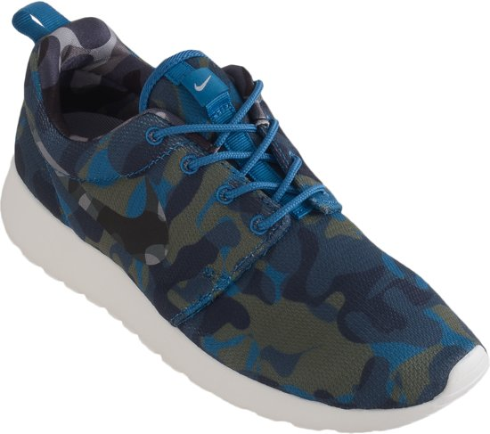 nike roshe one print heren