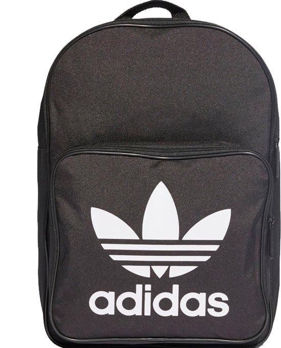 b3117467dfd Adidas Clas Trefoil Backpack DW5185, Unisex, Zwart, Rugzak maat: One size EU