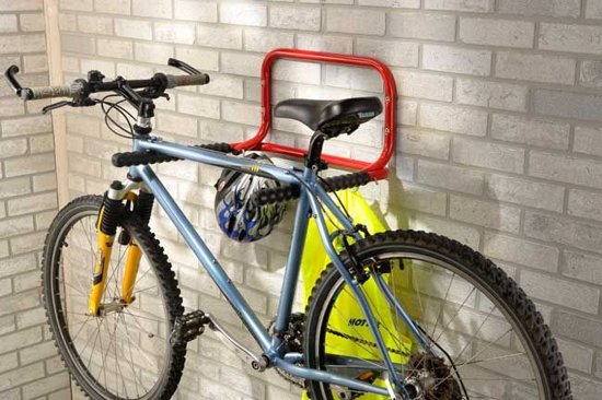 Fiets ophangsysteem inklapbaar voor 2 fietsen