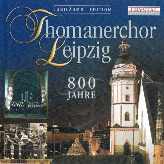 800 Jahre - Thormanerchor Leipzig kopen