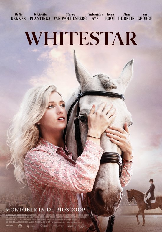 DVD cover van Whitestar