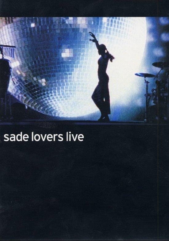 Cover van de film 'Sade - Lovers Live'
