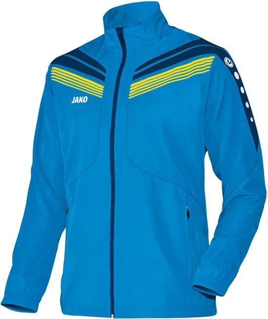 Jako Vrijetijdsvest Pro - Sportshirt -  Heren - Maat L - Blauw