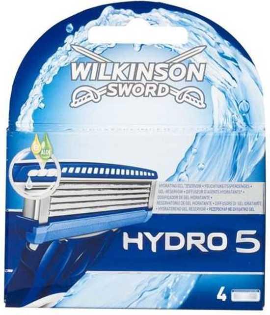 Wilkinson Hydro 5 Razor- Scheermesjes - 4 stuks