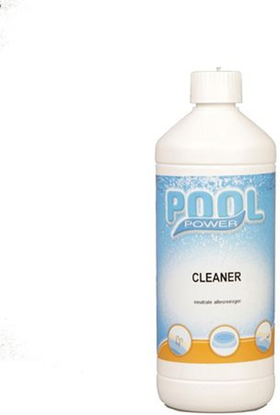 Pool Power Cleaner voor zwembaden - 1 l