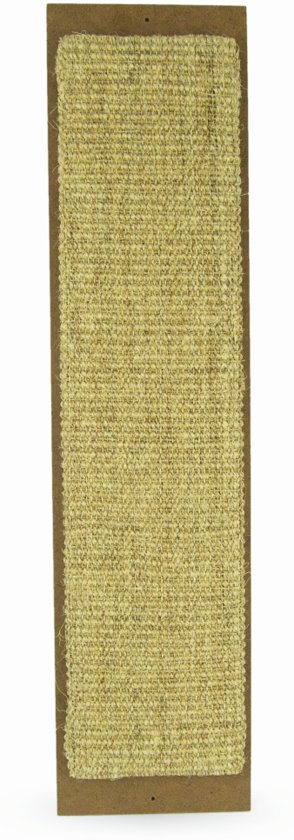 Nobby krabplank jabo jumbo beige 17 cm x 70 cm - 1 st