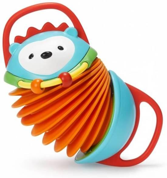 Skip Hop egel trek accordeon speelgoed Egel trekaccordeon