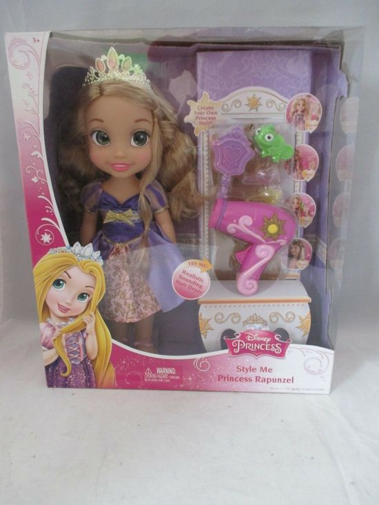 disney princess style me princess rapunzel