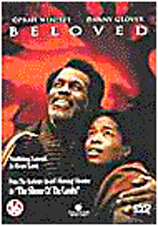 DVD cover van Beloved