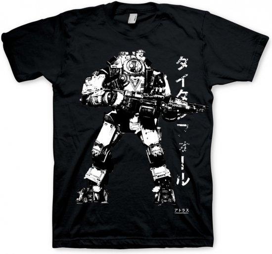 Titanfall T-Shirt - Atorasu Size L