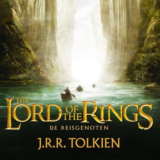 Boek cover In de ban van de ring - The lord of the rings - De reisgenoten van J.R.R. Tolkien (Onbekend)