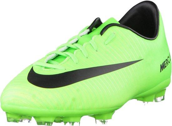 Nike - Mercurial Vapor X Jr Football - Unisexe - Chaussures - Bleu - 36,5