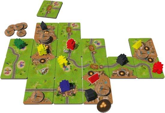 Carcassonne: Goudkoorts - Gezelschapsspel