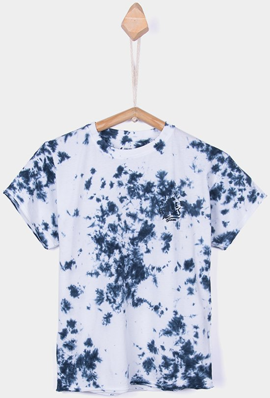 Tiffosi-jongens-t-shirt-Rebel Waves Jambon-kleur: wit, blauw-maat 140