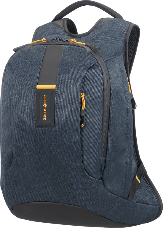 1d5540021ba Samsonite rugzak - PARADIVER LIGHT BACKPACK M Blauw