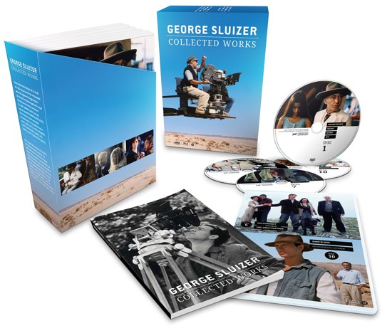 George Sluizer Collected Works Box