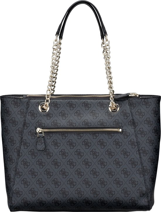   Guess Downtown Cool Dames Shopper Antraciet