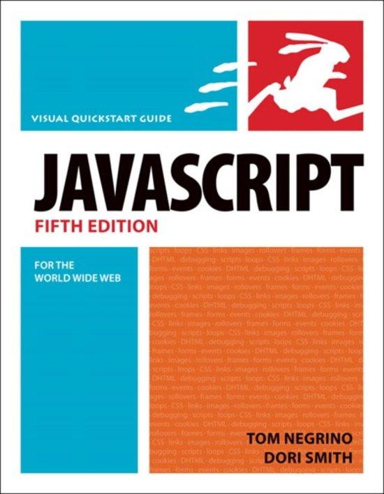 Bolcom Javascript For The World Wide Web Druk 5 Dori Smith