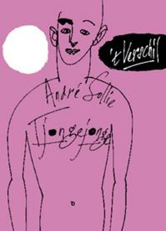Cover van het boek 'Tjongetjonge' van André Sollie