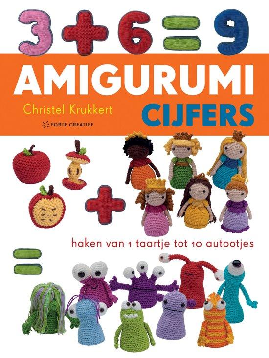 Bolcom Amigurumi Cijfers Christel Krukkert 9789462501270 Boeken