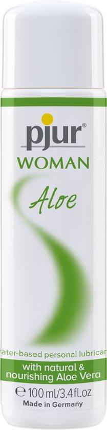 Pjur Woman Aloe Glijmiddel - 100 ml