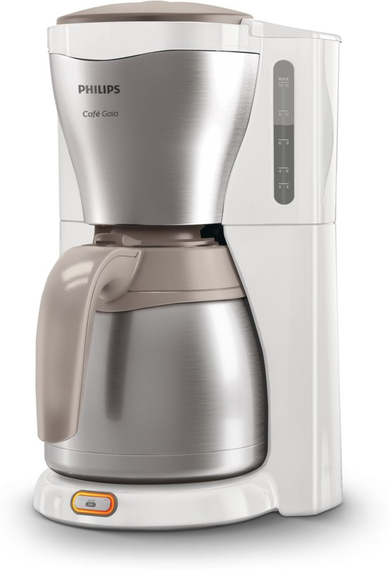 Philips HD7546/00 Café Gaia Koffiezetapparaat