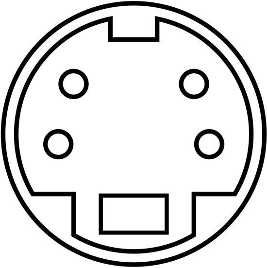 Valueline S-video Kabel 2 meter