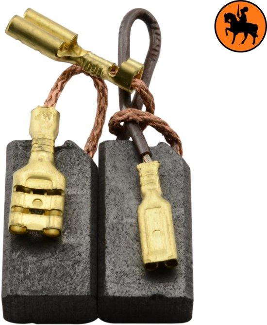 Koolborstelset voor Hilti Hamer TE54 - 6,3x10x19mm
