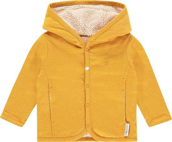 Noppies Gift Set(3delig) Unisex Vest Tweezijdig, Broekje en shirt Honey- Maat 62