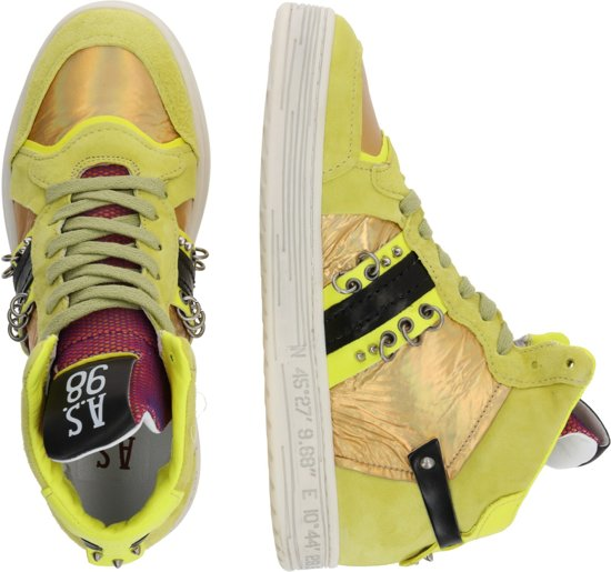 A.s.98 Sneakers Zwart 40