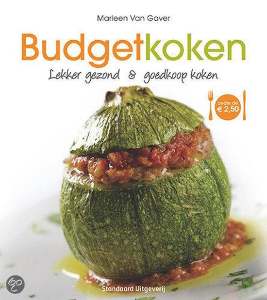 Budgetkoken onder de 2,5 euro