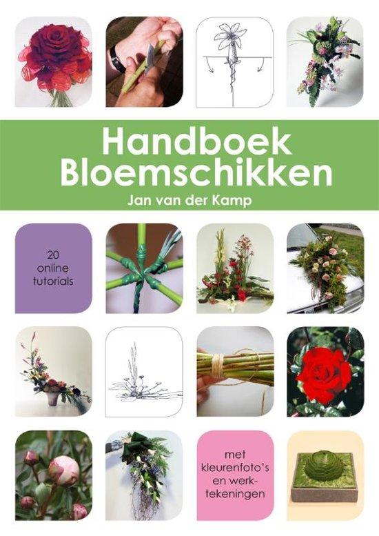Handboek bloemschikken