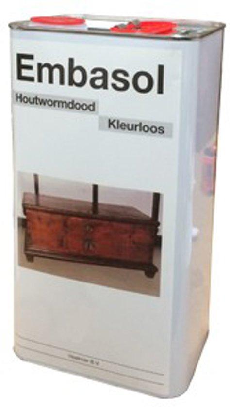Embasol Houtwormdood 5 liter