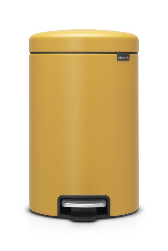 Brabantia NewIcon Mineral Pedaalemmer 12 L