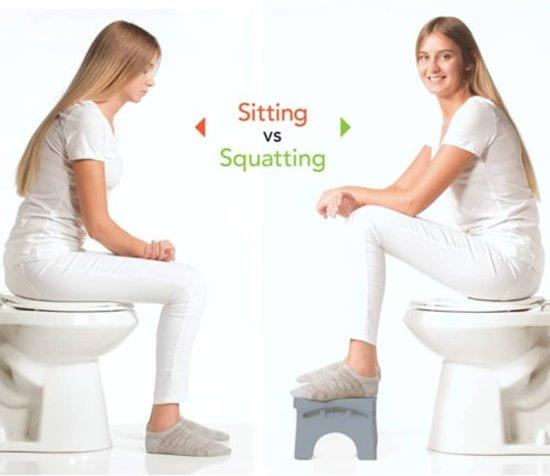 Miraculous Squat N Go Toiletkrukje Inklapbaar Zwart Juiste Houding Op Toilet Cjindustries Chair Design For Home Cjindustriesco
