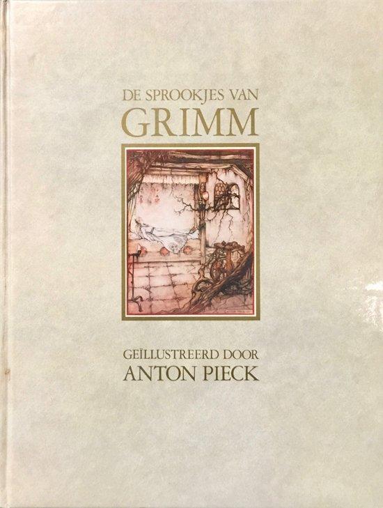 Boek cover Sprookjes van Wilhelm Grimm (Hardcover)