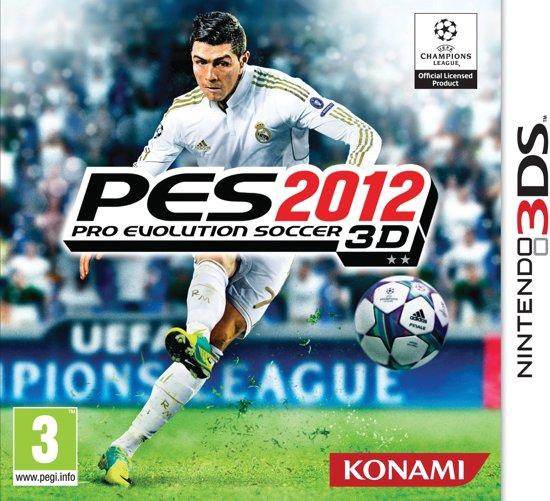 Pro Evolution Soccer 2012 - 2DS + 3DS kopen