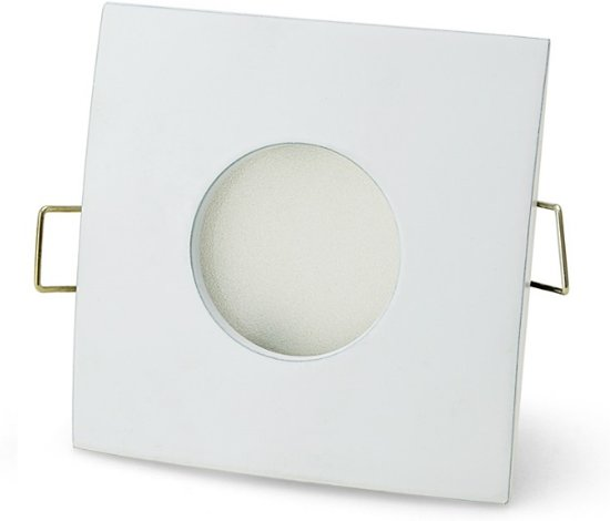 bol.com   Dimbare Philips 4.4W badkamer inbouwspot   Wit vierkant ...