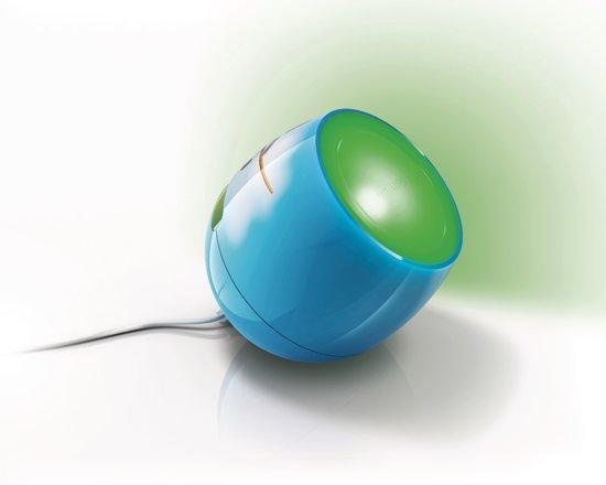 Philips Disney LivingColor Micro - Tafellamp - ø10 cm - Planes - Blauw