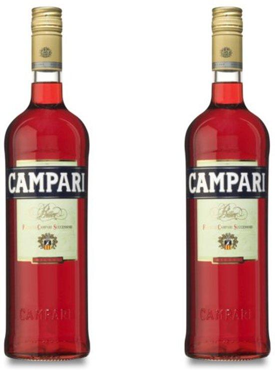 Campari - 2 x 100 cl