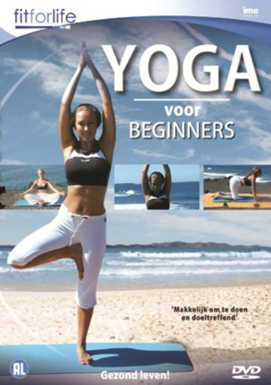 Cover van de film 'Yoga Voor Beginners'