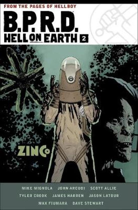 B.p.r.d. Hell On Earth Volume 2 - Mike Mignola